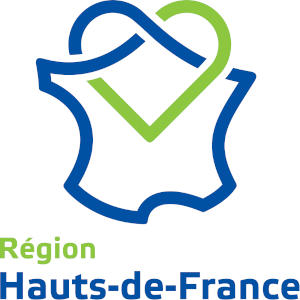 Logo officiel du de la région Hauts-de-France.